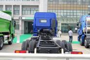 福田 欧曼GTL 6系重卡 超能版 320马力 8X4 9.5米 国五载货车(BJ1319VNPKJ-AA)