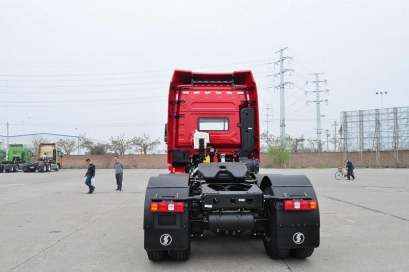 陕汽重卡 德龙X3000 黄金版 550马力 6X4 国五牵引车(SX4250XC42)