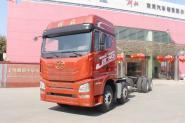 一汽解放青汽 JH6重卡 350马力 8X4 9.5米 国五载货车底盘(CA5310XXYP25K2L7T4E5A80)