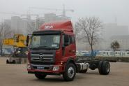 福田 瑞沃中卡 180马力 6X2 国四 载货车底盘(BJ1255VNPHE-5)