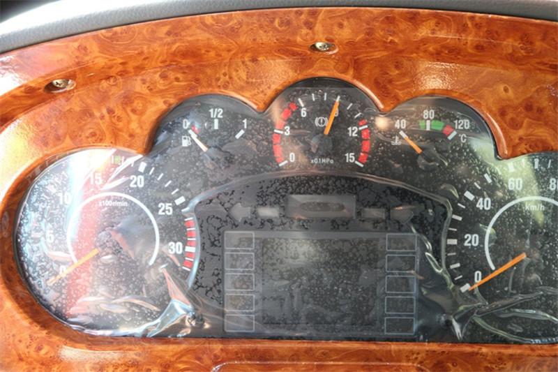 一汽解放柳特 安捷(L5R)重卡 310马力 4X2 国五牵引车(CA4185K2E5R7A90)