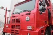 中国重汽 HOWO 430马力 6X4 国三宽体矿用自卸车
