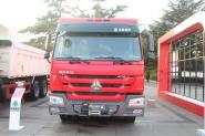 中国重汽 HOWO 360马力 4X2 国四消防车