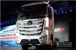欧曼超级卡车 奏响中国品牌时代之音