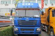 陕汽康明斯 德龙F3000 加强版 345马力 4X2 国四牵引车(SX4186NT361)