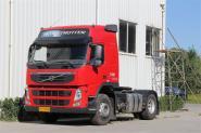 沃尔沃 新FM重卡 420马力 4X2 国五引车(长轴距)(欧五)