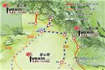 新疆:布尔津到喀纳斯机场新建一级公路