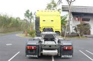 中国重汽 汕德卡SITRAK C7H重卡 400马力 4X2 国五牵引车(轴距:3900)(ZZ4186V361HE1B)