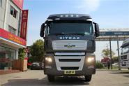 中国重汽 汕德卡SITRAK C7H重卡 400马力 4X2 国四牵引车(ZZ4186V361HD1B)