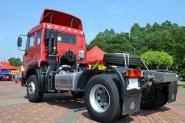 中国重汽 斯太尔M5G重卡 340马力 4X2 国五 牵引车(4.11)(ZZ4181N361GE1)