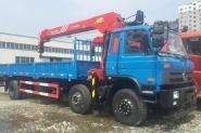 东风 220马力 6X2 国五 随车吊(东风特商)(EQ5250JSQFV)