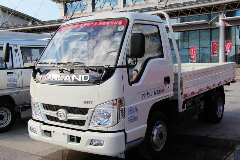 时代汽车 小卡之星Q2 1.3L 87马力 汽油/CNG 3.3米 国五 单排栏板微卡(BJ1032V3JV3-GG)
