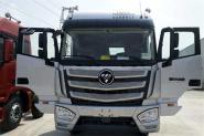 福田 欧曼EST 6系重卡 245马力  国五6X2 9.6米畜禽载货车(435后桥)(BJ5259CCQ-AA)
