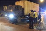 严查重型柴油车 环保公安联手处罚超排车12734辆