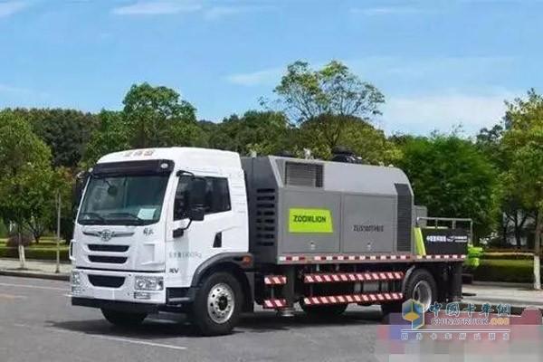中联重科K10528车载泵