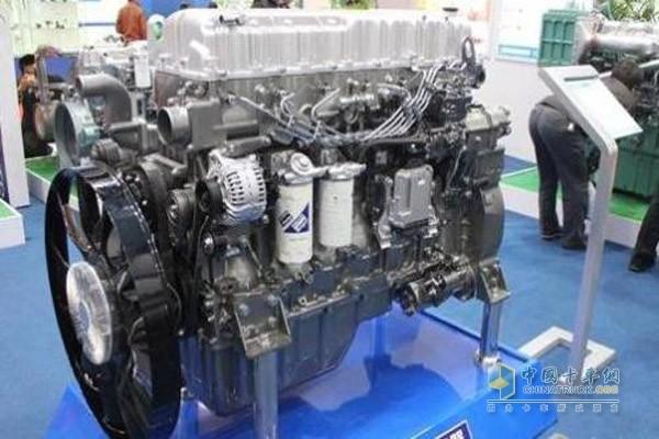 玉柴发动机