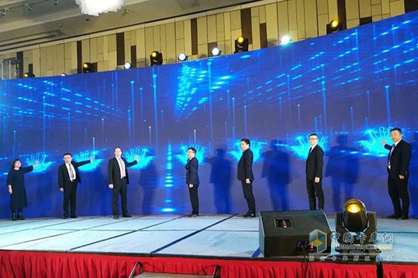 中国重汽商用车新斯太尔