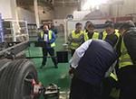 第一期固特异轮胎核心零售商技术培训课程圆满
