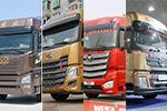 同样搭载了潍柴WP13 550发动机,这些国产高端牵引车有何不同?