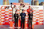 """零公里润滑油车队夺冠! 中国卡车公开赛""""嗨爆""""武汉街道赛"""
