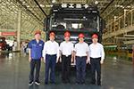 技术革新创新驱动,国家科技部副部长徐南平称赞徐工重卡