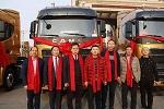 新年头彩!辽宁丹东汉马H9旗舰版产品推介会现场获单118台