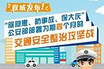 公安部:6月15日起,全国开展为期4个月的交通安全整治行动!